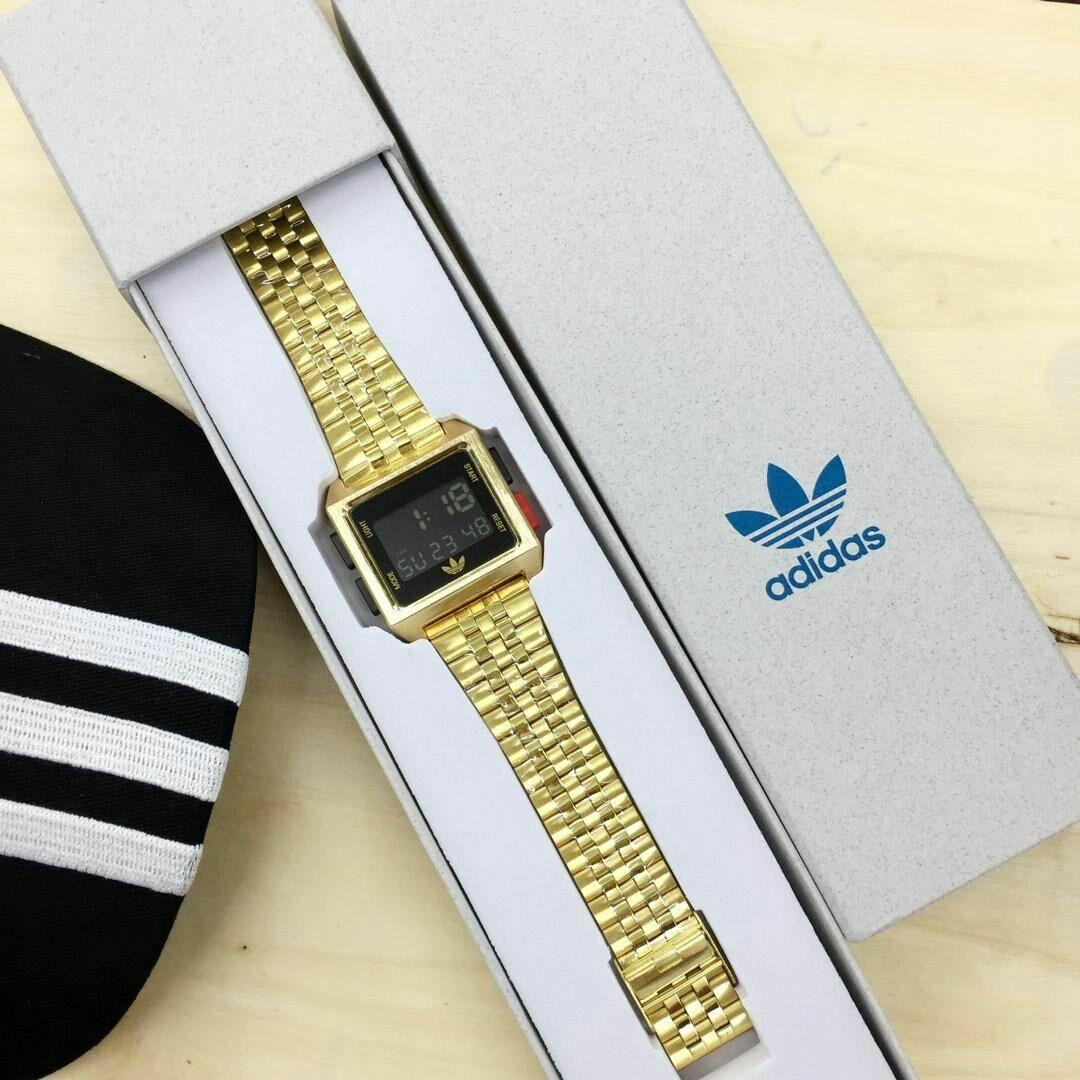 ADIDAS WATCH👆 GRED AAA ✅ date / day / light function  Wasap untuk detail 0182297664
