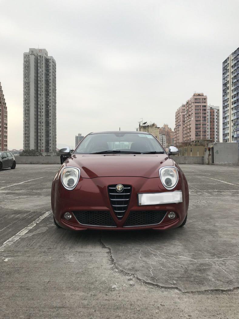 Alfa Romeo MiTo 1.4 TCT MultiAir Turbocharged (A)