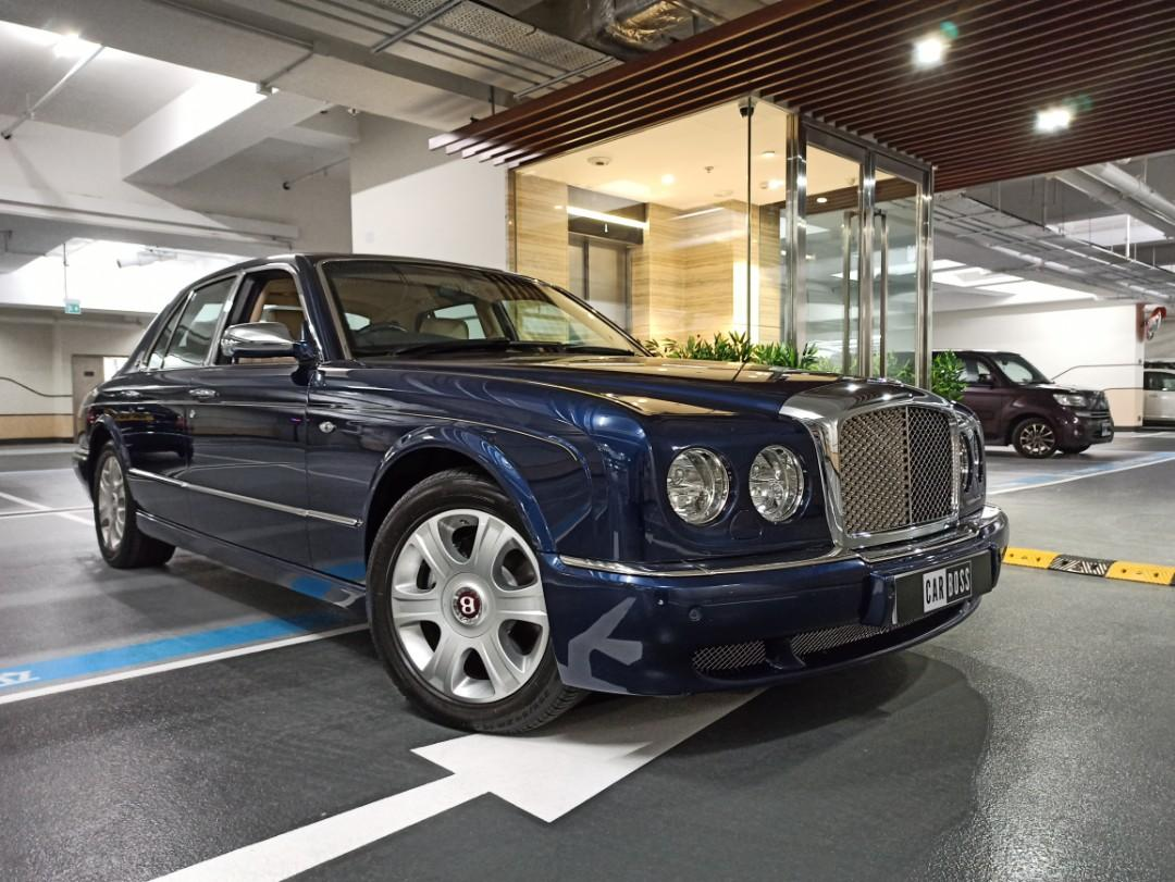 Bentley Arnage 6.8 T (A)