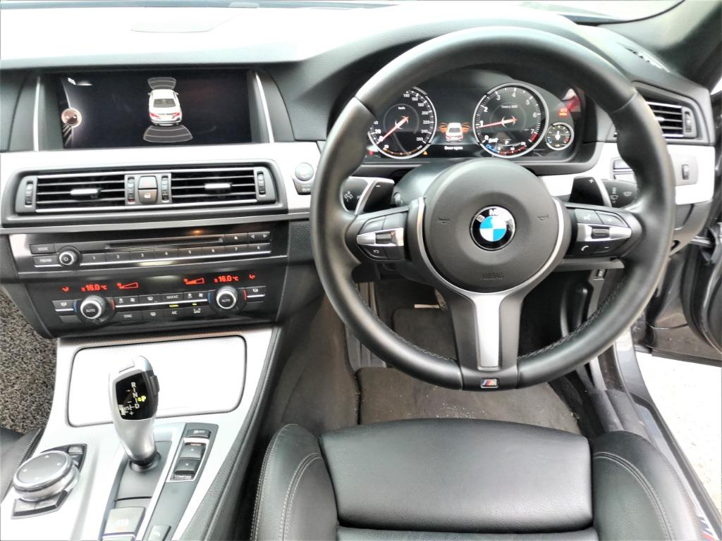 BMW 520i 2.0 M Sport [LIKE NEW][UNDER WARRANTY][FULL SERVICE RECORD][1 OWNER]ACTUAL YEAR MAKE 2016