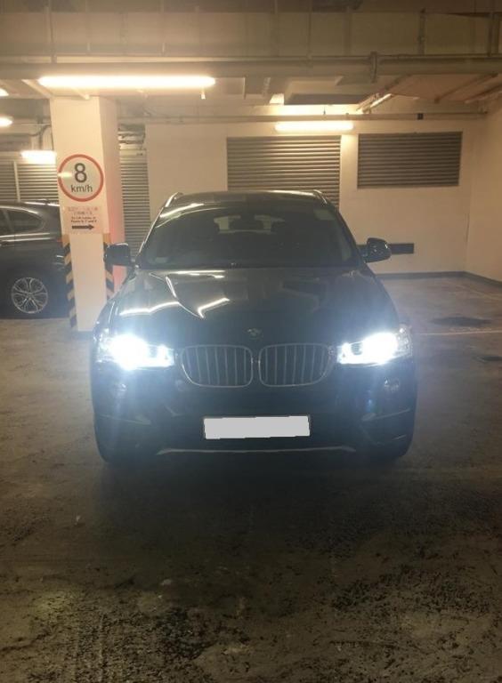 BMW X4 xDrive28i xLine (A)