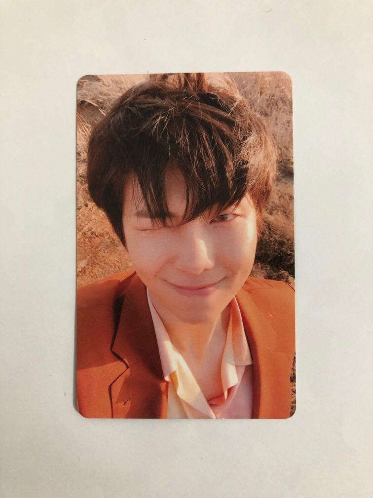WTS BTS Love Yourself Tear Official Photocard (RM)