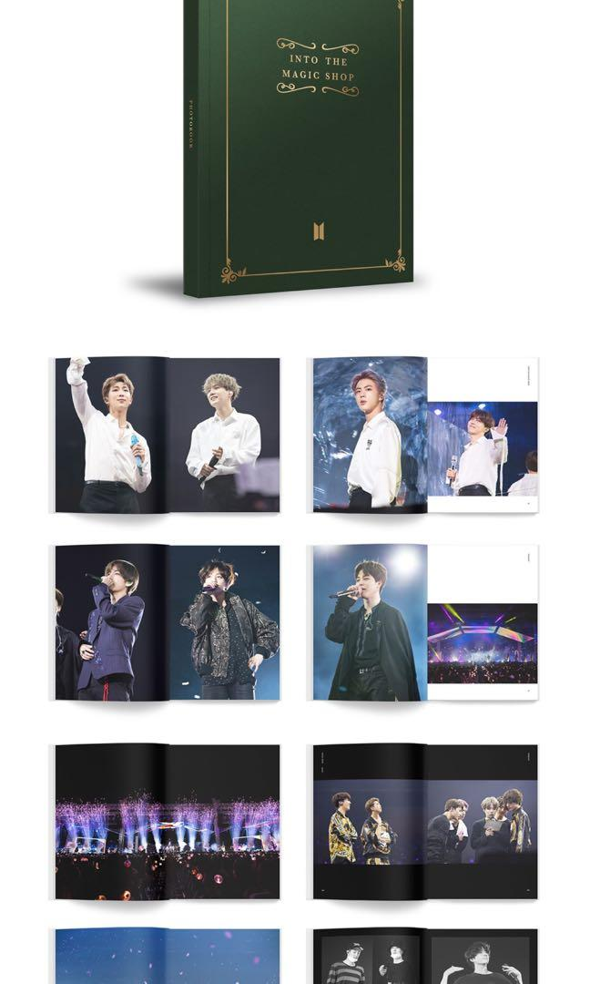 ‼️Currently Out Of Stock🌺BTS🌺BTS 5th Muster [MAGIC SHOP] DVD