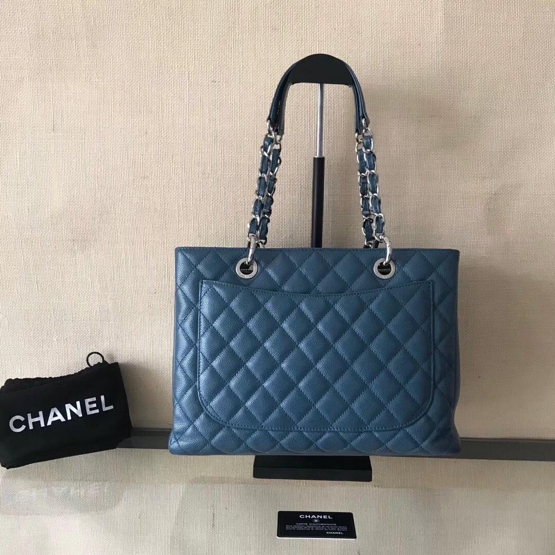 *ReservedLoh* Chanel Chanel Caviar GST Tote Bag Chanel Tote Bag Chanel Bag Chanel Flap Chanel