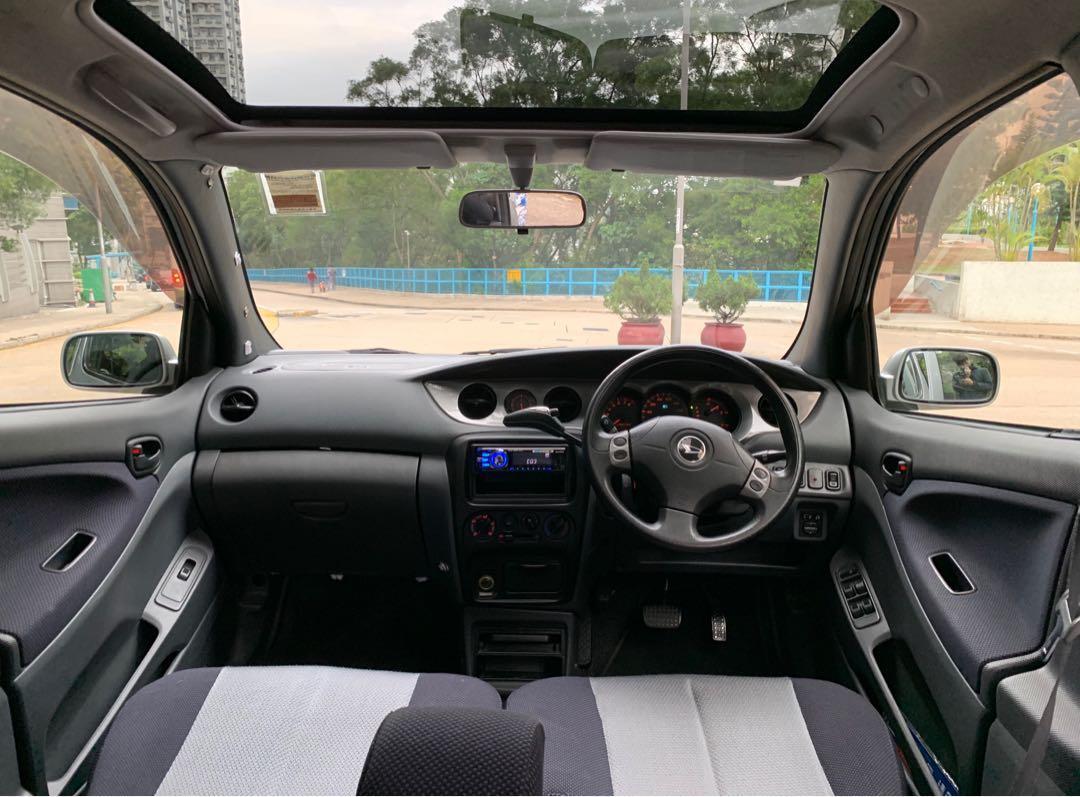 Daihatsu Yrv Turbo Auto
