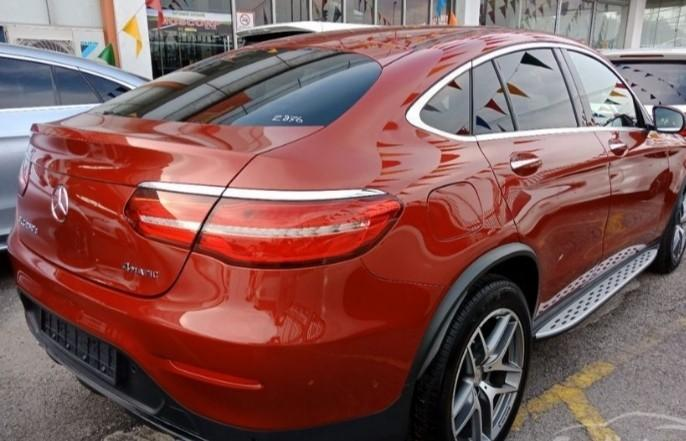 BRAND NEW MERCEDES GLC COUPE SUV WEDDING CAR with DRIVER and WEDDING DECORATION- LOOK AWESOME IN THIS BRAND NEW LUXURY SUV
