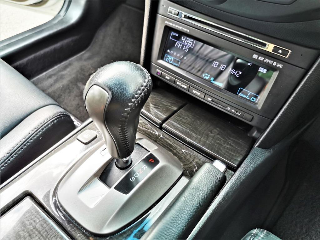 Honda Accord 2.4 i-VTEC VTi-L Sedan FULL SERVICE RECORD 75,000KM ONLY ACTUAL YEAR MAKE 2012