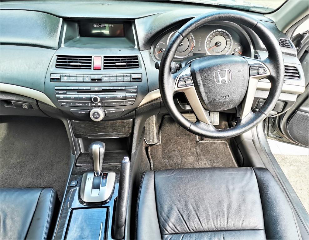 Honda Accord 2.4 VTI-L 2009 (FULL SPEC LEATHER SEATS)