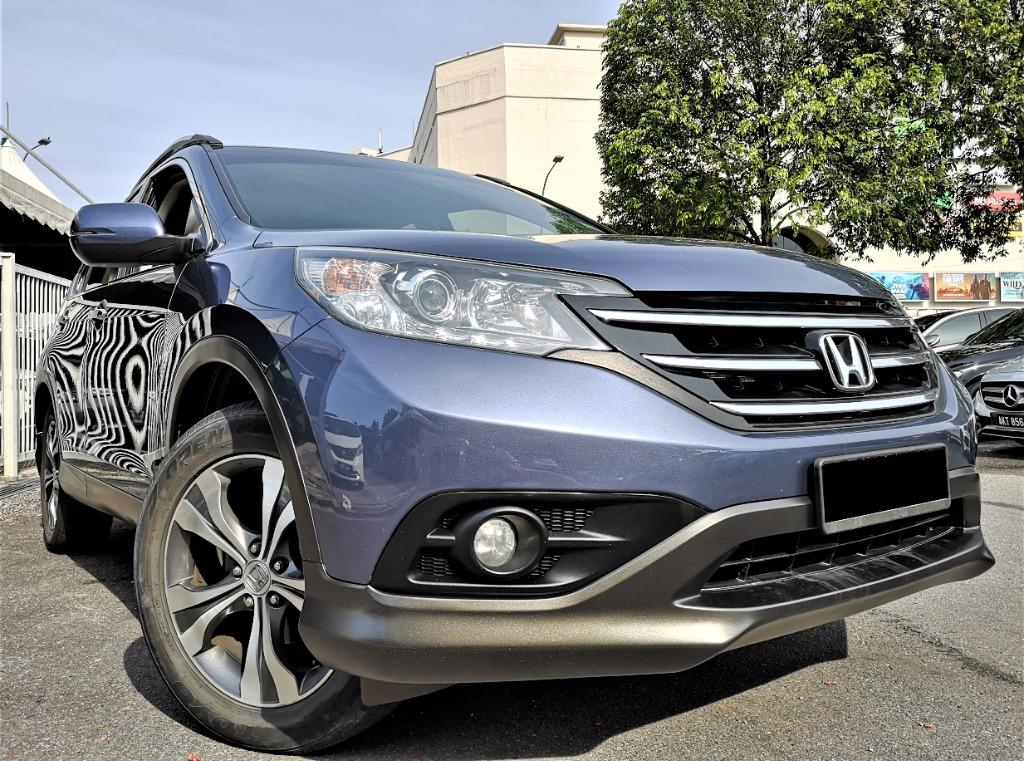 Honda CR-V 2.4 i-VTEC SUV (A)[4WD][ONE OWNER][TIP-TOP CONDITION][PROMOTION]ACTUAL YEAR MAKE 2013