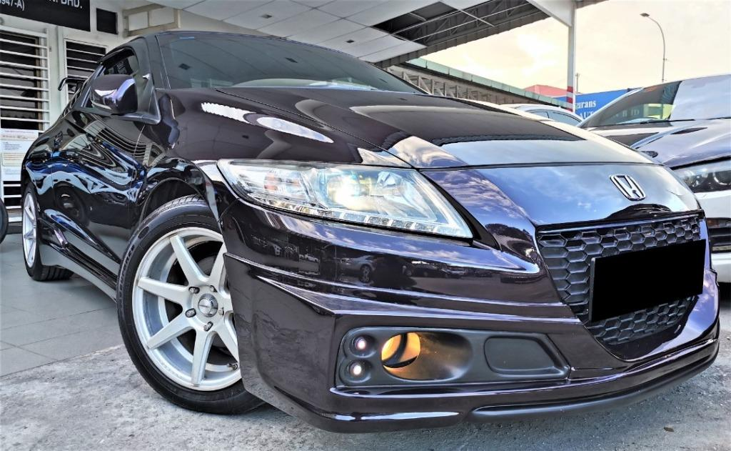 Honda CR-Z 1.5 Hybrid i-VTEC [5X,000KM ONLY][F/SERVICE][S+ MODE(BOOST) ACTUAL YEAR MAKE 2013