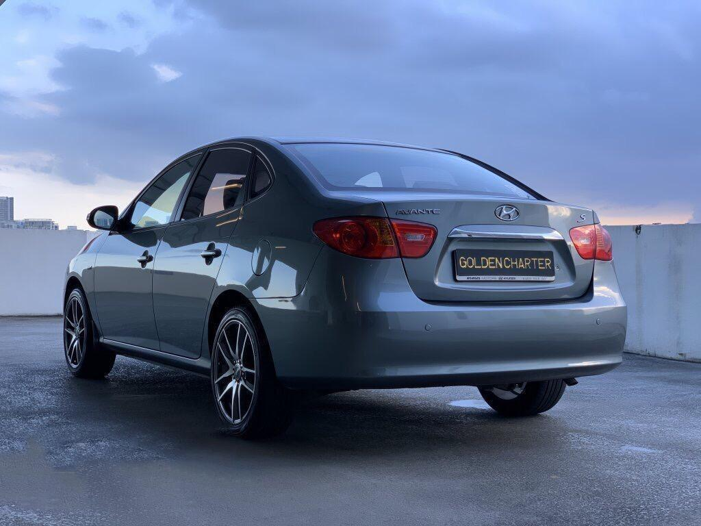 Hyundai Avante 1.6a gojek rebate save petrol CHEAP PHV/PERSONAL CAR RENTAL (GOJEK & GRAB READY) chepest rental car honda toyota mazda nissan