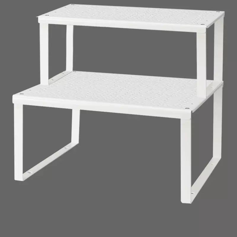 IKEA VARIERA Small Shelf insert, white, kitchen organizer