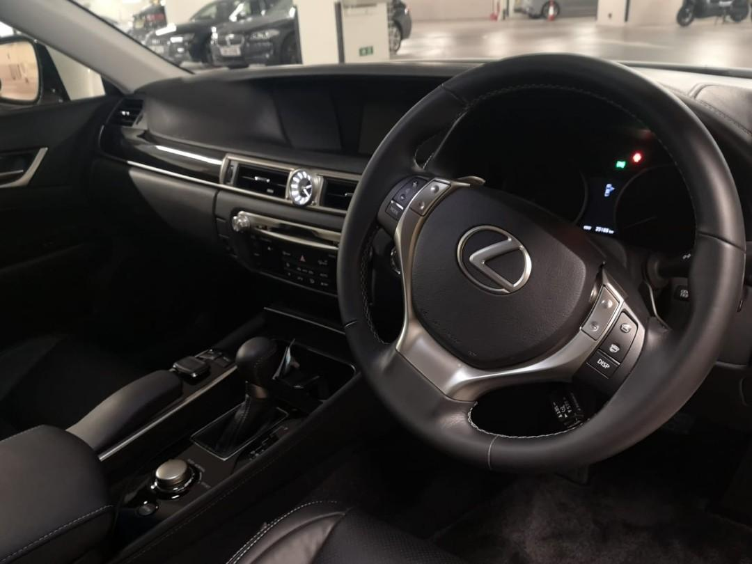 Lexus GS250 Executive (A)