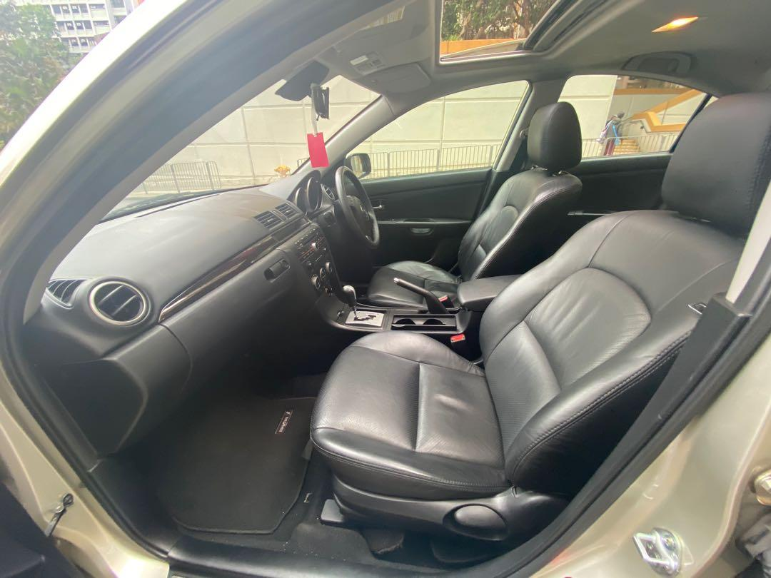 Mazda 3 1.5 Sedan Standard (A)