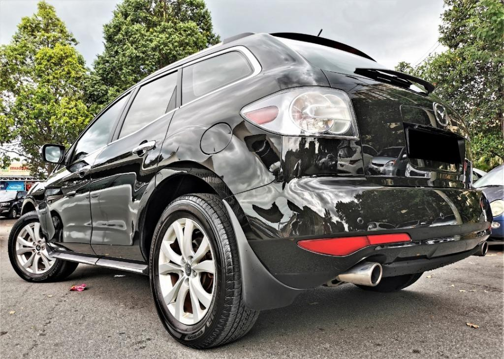 Mazda CX-7 2.3 SUV [1 DOCTOR OWNER][LOW MILEAGE 81,000KM][TIPTOP CONDITION] ACTUAL YEAR MAKE 2012
