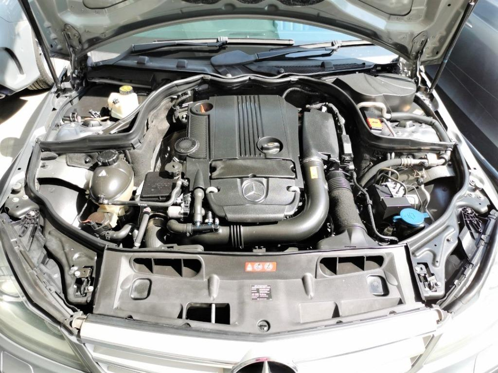 Mercedes-Benz C200 CGI 1.8 Avantgarde Sedan (A)[CKD LOCAL SPEC][1 OWNER]ACTUAL YEAR MAKE 2012