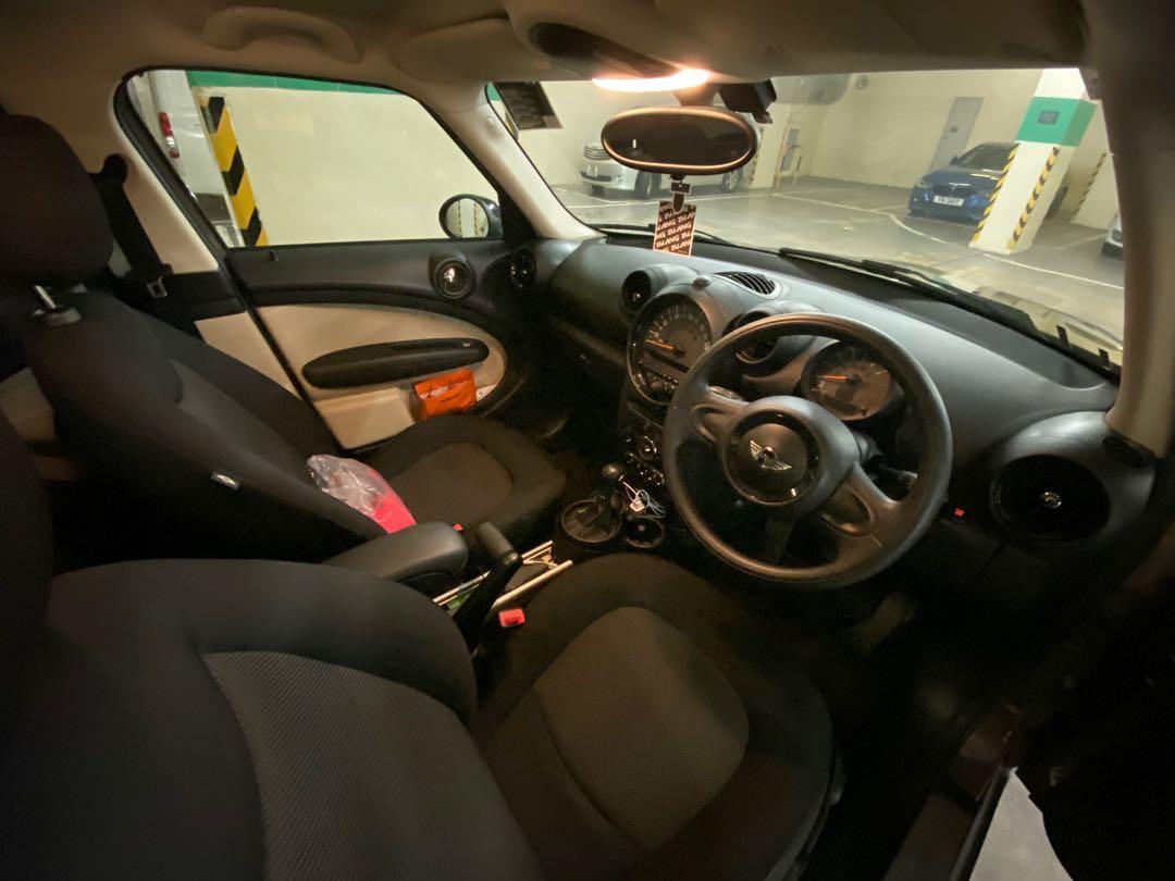 MINI Cooper Countryman Auto