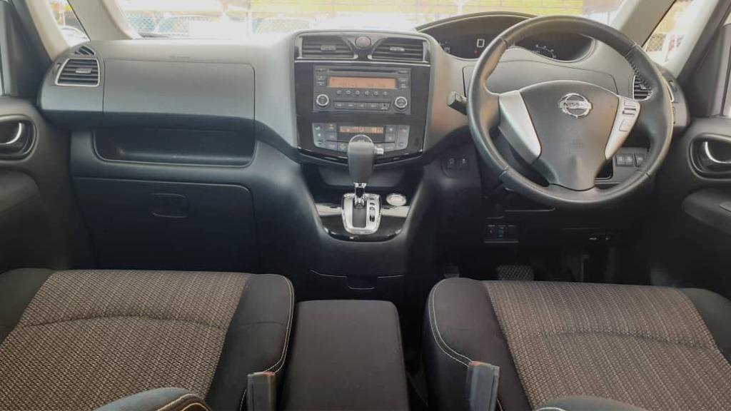 NISSAN SERENA 2.0 (A) PURE DRIVE S-HYBRID !! X-TRONIC CVT HIGHWAY STAR !! PREMIUM 8 SEATERS MPV !! CKD NEW FACELIFT !! LIMITED EDITION !! POWER SLIDING REAR DOOR WITH ONE TOUCH AUTO CLOSE !! PREMIUM MPV HIGH SPECS !! ( BXX 3229 ) 1 CAREFUL OWNER !!