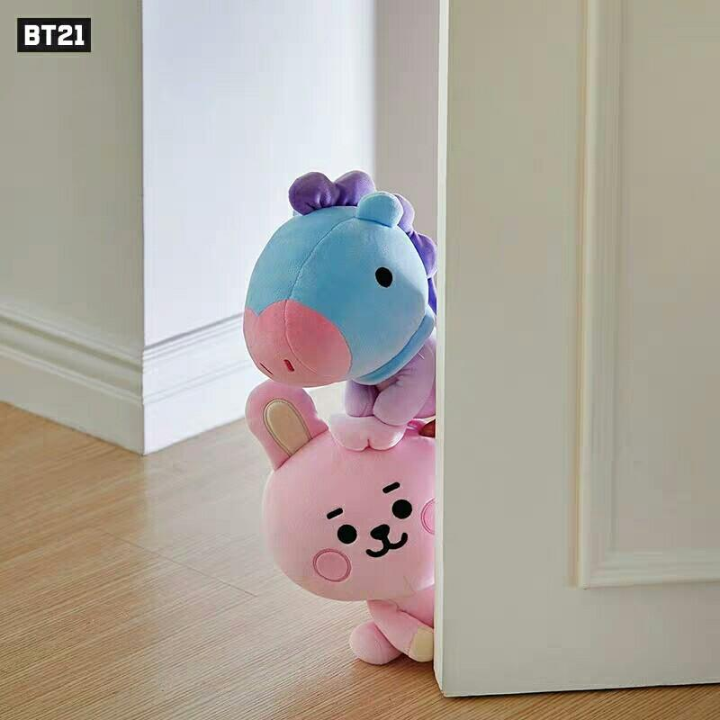 [PREORDER] BTS BT21 Baby Sitting Doll Plush 12cm (small)