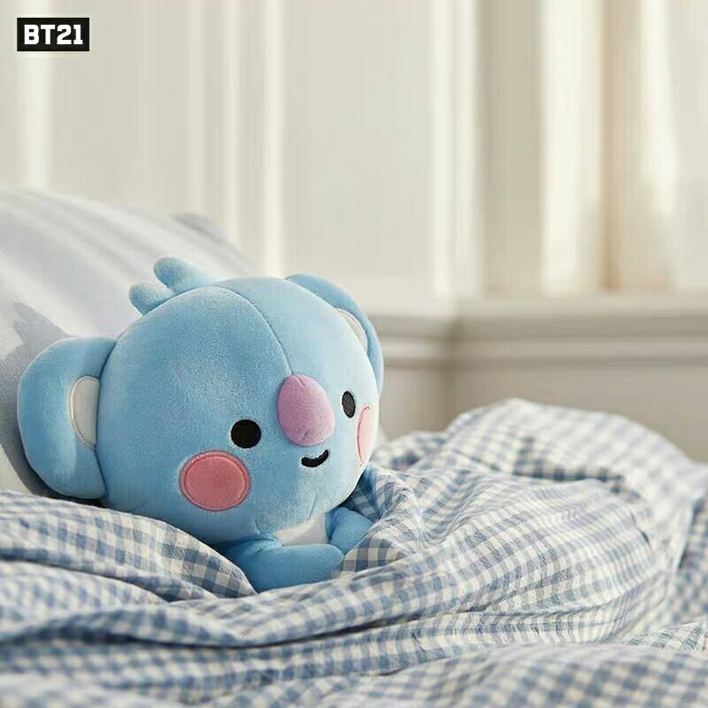 [PREORDER] BTS BT21 Baby Sitting Doll Plush 20cm (big)