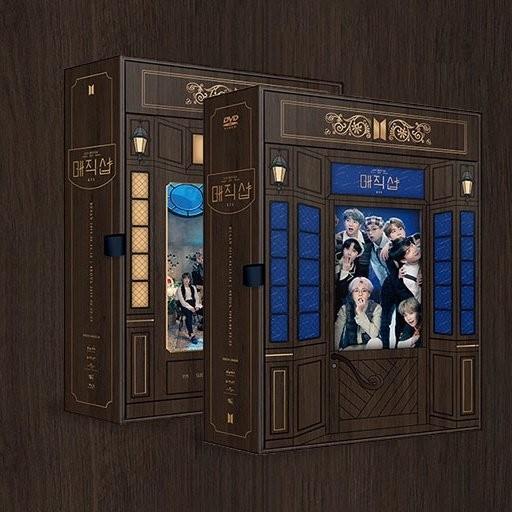 🇲🇾[PREORDER GO] #BTS 5th MUSTER [MAGIC SHOP] DVD/BLURAY