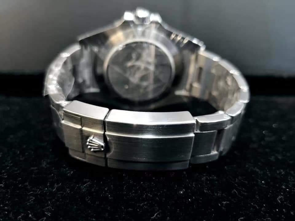 PREOWNED ROLEXEXPLORER2,  216570, Oystersteel, 42 mm, Alphanumeric Series @ Year 2013 Mens Watch