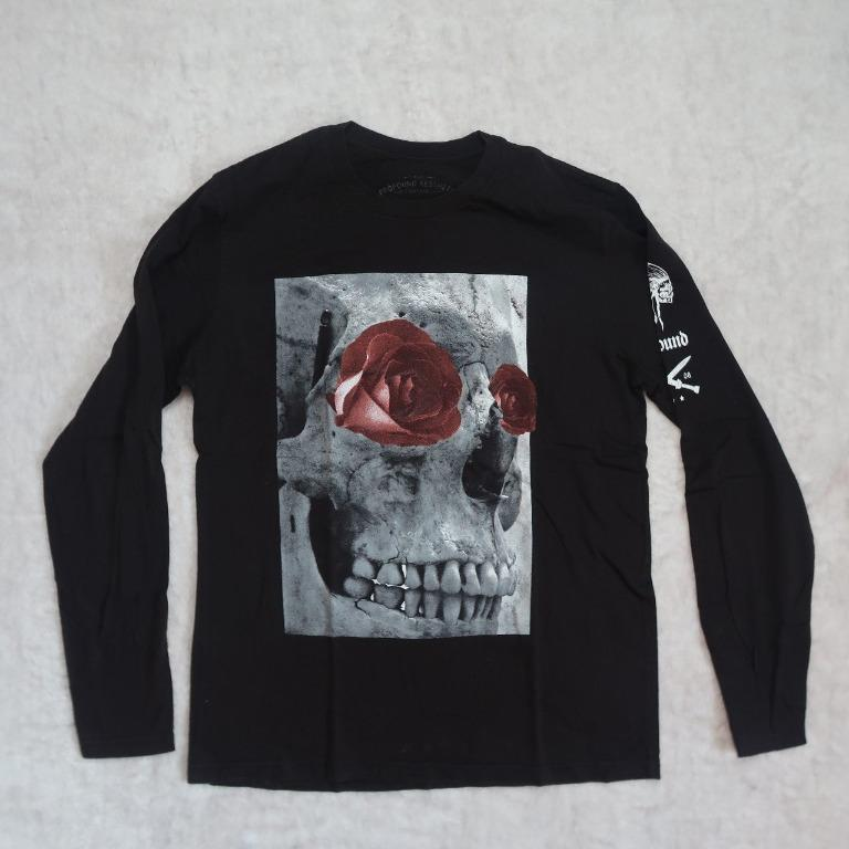 Profound Aesthetic Death Before Dishonor Long Sleeve Tee