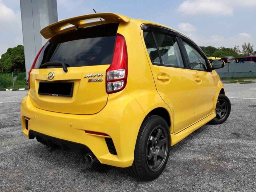 RM34,000 RAYA PROMOTION PERODUA MYVI 1.5 (A) SE 1 OWNER CONVERT TO PASSO NICE CONDITION.