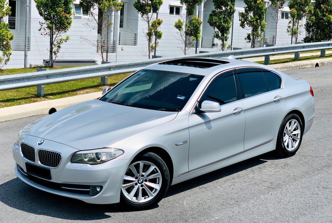 SEWA BELI BERDEPOSIT>>BMW F10 523i FULLSPEC SUNROOF 2011/2015