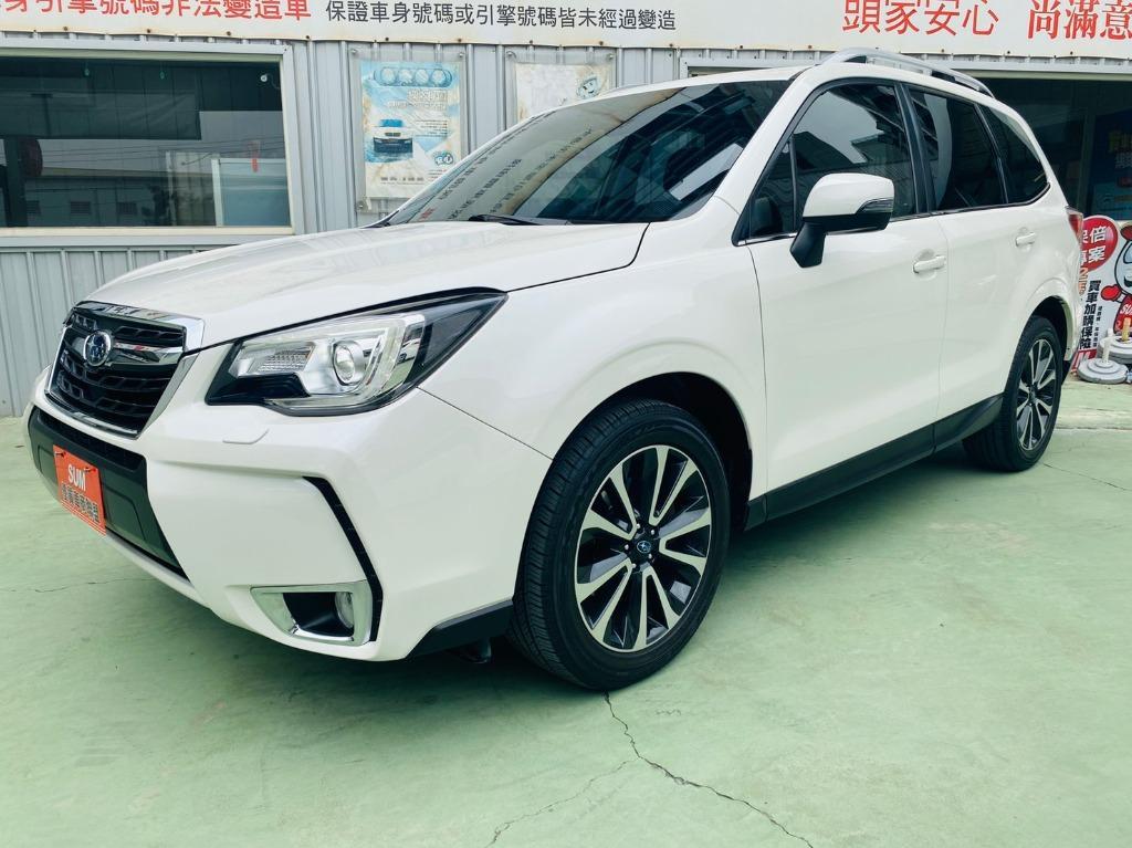 【SUM尼克汽車】2016 Subaru Forester 2.0L