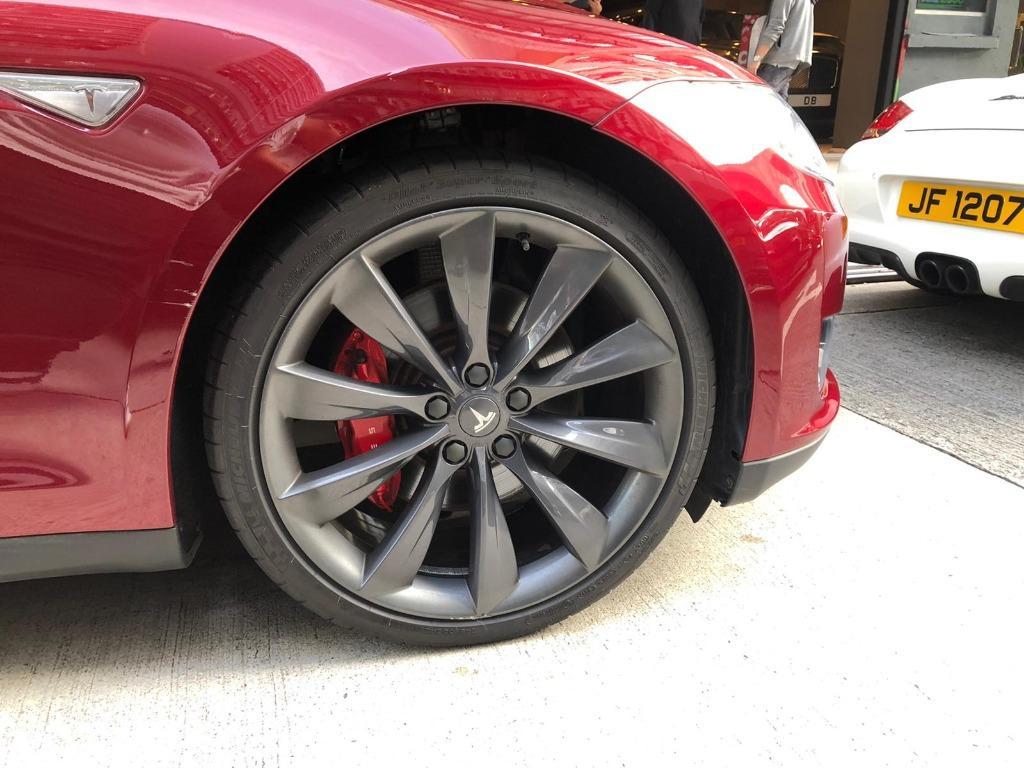 Tesla Model S P85 2014 Auto