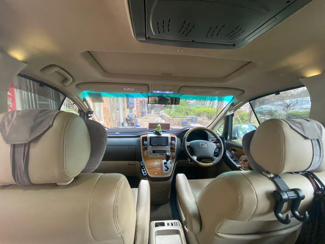 Toyota Alphard 3.0G Auto