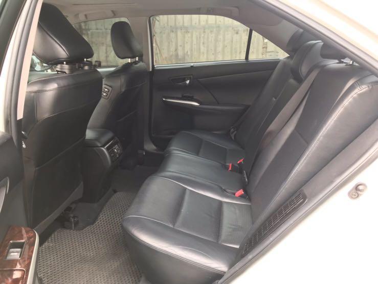 Toyota Camry 2012年V版 2.5油電