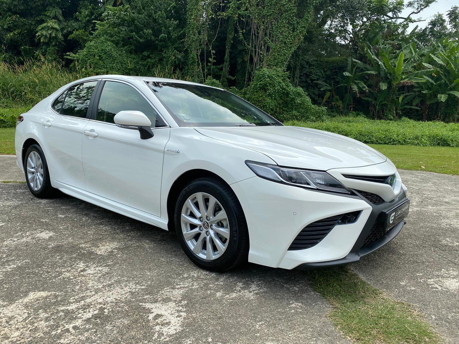 Brand New Toyota Camry Hybrid Ascent Sports