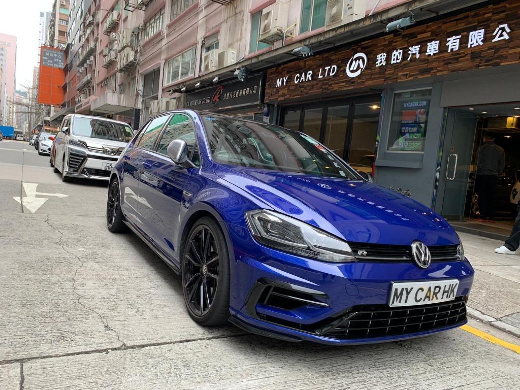 Volkswagen Golf GOLF R Auto