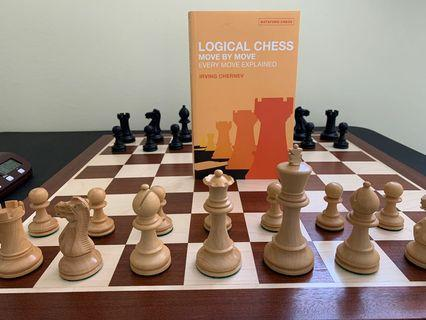Logical chess move by move. Irving Chernev