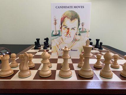 Candidate moves- find and choose the best. Christian Bauer