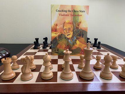 Vladimir Tukmakov    Coaching the chess stars