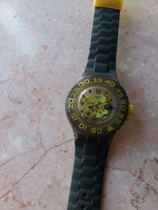 Swatch watch錶