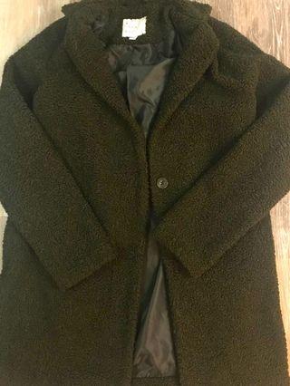 Long Teddy Coat/Jacket