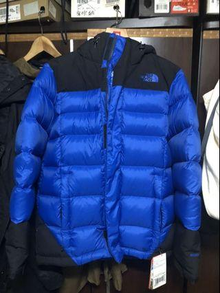 The North Face 800fill羽絨外套