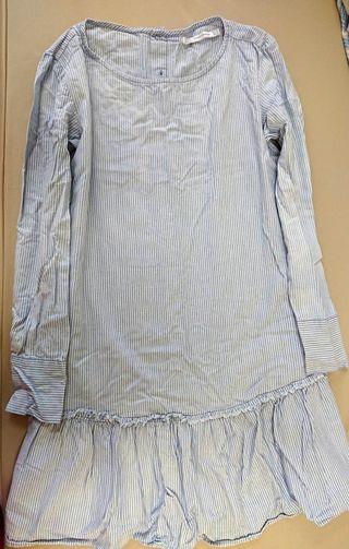 Zara棉質洋裝