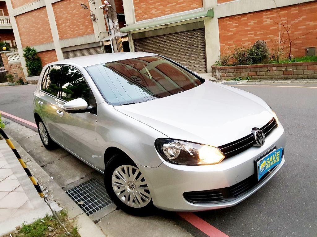 2010年 Volkswagen Golf 1.6 5D