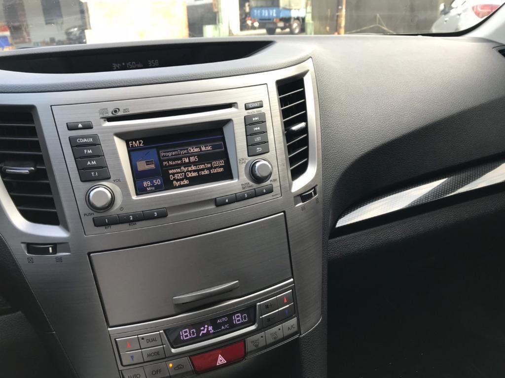 2011年 Subaru Legacy Wagon 2.5 GT