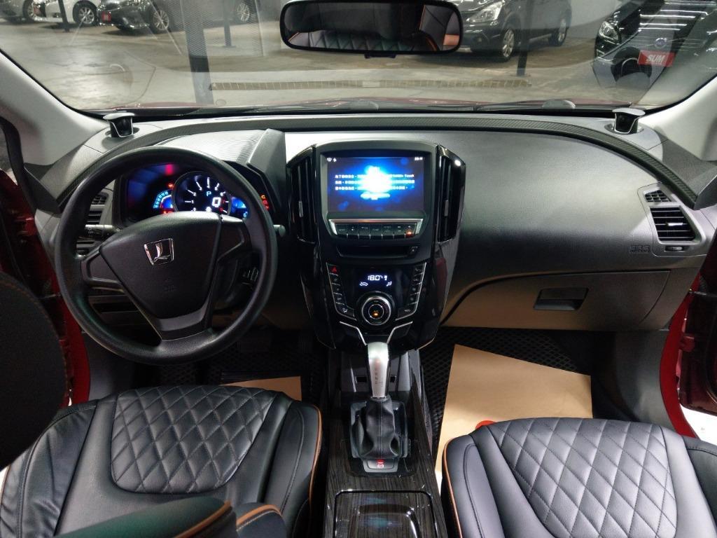 ✨✨2015年 Luxgen U6 Turbo 1.8 ✨✨超值售價33.8萬實車實價 全貸 超貸 找錢