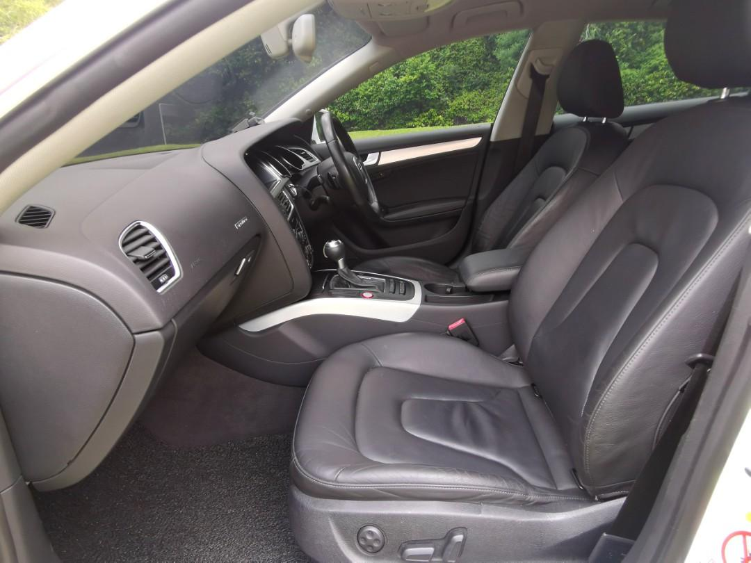 Audi A5 Sportback 2.0 TFSI quattro S tronic DSG 5-Dr (A)