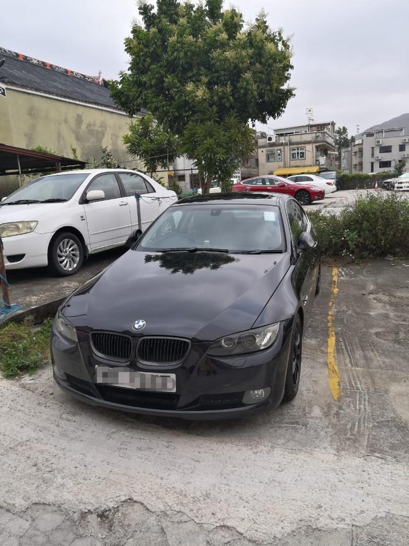 BMW 323i Coupe (A)