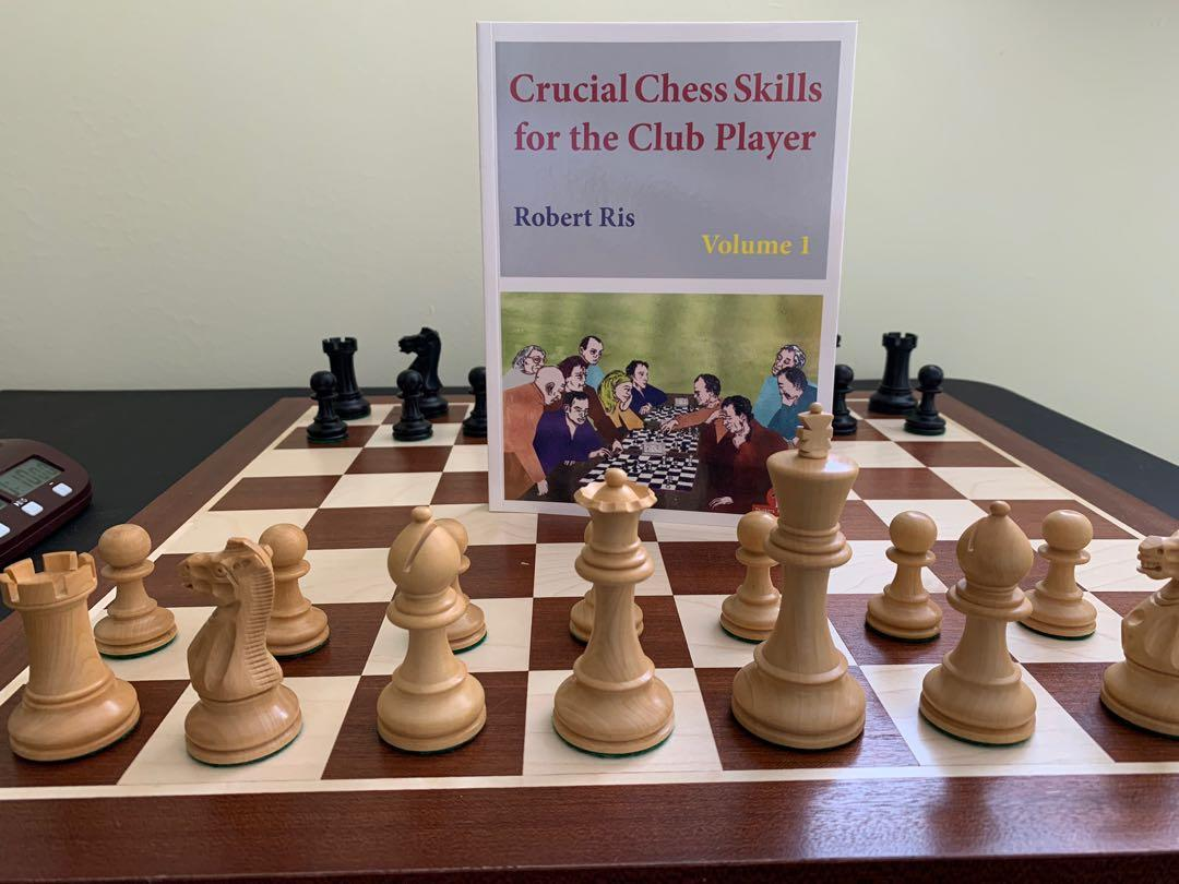 Crucial chess skills for the club player, Volume 1