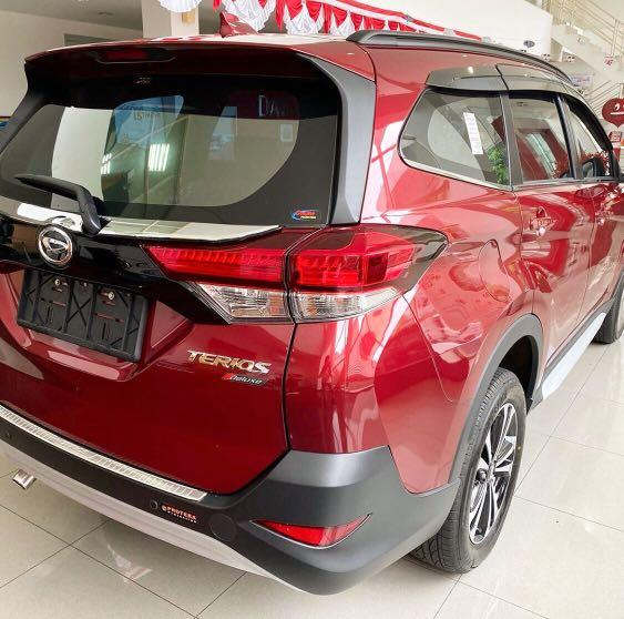 Daihatsu Terios DP RINGAN mulai 20 jutaan. Daihatsu Pamulang