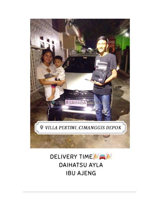 DP RINGAN Daihatsu Ayla mulai 9 jutaan. Daihatsu Pamulang